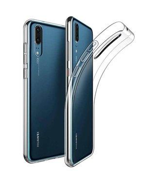 Just in Case Just in Case Huawei P30 Soft TPU case (Clear)