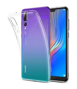 Just in Case Just in Case Huawei P30 Pro Soft TPU case (Clear)