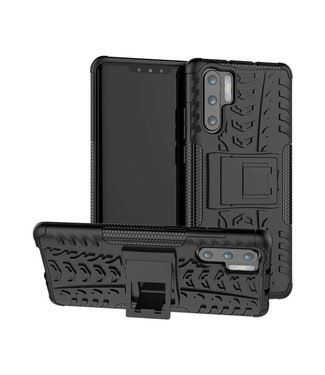 Just in Case Just in Case Rugged Hybrid Huawei P30 Pro Case (Black)