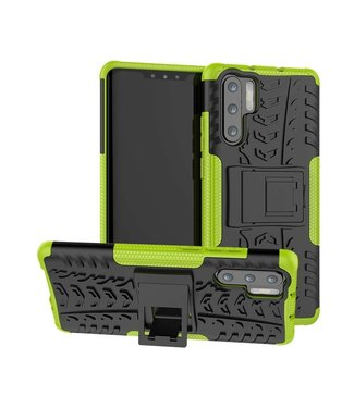 Just in Case Just in Case Rugged Hybrid Huawei P30 Pro Case (Green)