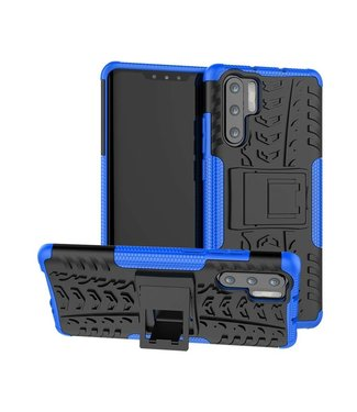 Just in Case Just in Case Rugged Hybrid Huawei P30 Pro Case (Blue)