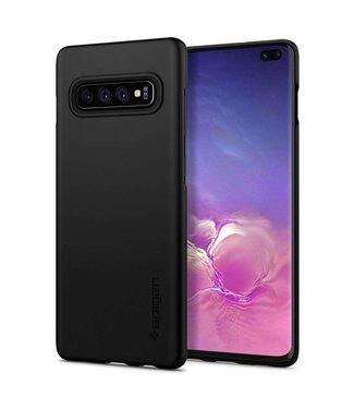 Spigen Spigen Thin Fit Samsung Galaxy S10 Plus Case (Black) - 606CS25756