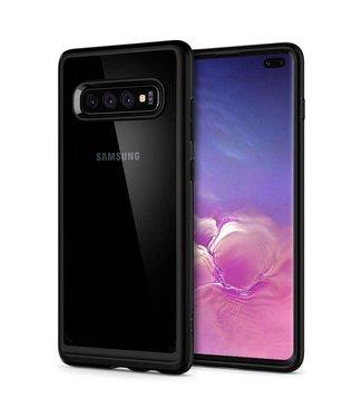Spigen Spigen Ultra Hybrid Case Samsung Galaxy S10 Plus (Matte Black) 606CS25767