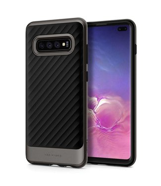 Spigen Spigen Neo Hybrid Case Samsung Galaxy S10 Plus (Gunmetal) 606CS25774