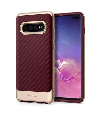 Spigen Spigen Neo Hybrid Case Samsung Galaxy S10 Plus (Burgundy) 606CS25775