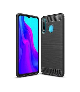 Just in Case Just in Case Rugged TPU Huawei P30 Lite Case (Black)