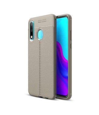 Just in Case Just in Case Soft Design TPU Huawei P30 Lite Case (Grey)