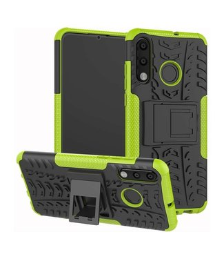 Just in Case Just in Case Rugged Hybrid Huawei P30 Lite Case (Green)