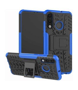 Just in Case Just in Case Rugged Hybrid Huawei P30 Lite Case (Blue)