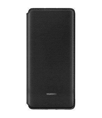 GSM Westland Huawei P30 Pro Wallet Cover (Black) - 51992866