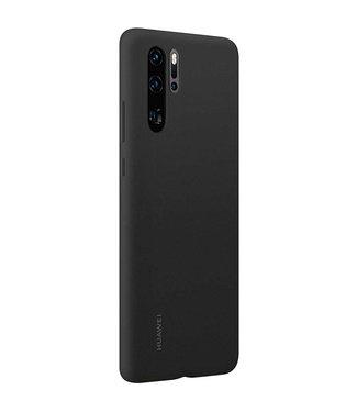 GSM Westland Huawei P30 Pro Silicon Protective Case (Black) - 51992872