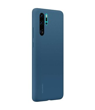 GSM Westland Huawei P30 Pro Silicon Protective Case (Blue) - 51992878