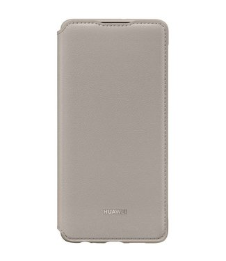 GSM Westland Huawei P30 Wallet Cover (Khaki) - 51992858