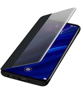 GSM Westland Huawei P30 Smart View Flip Cover (Black) - 51992860