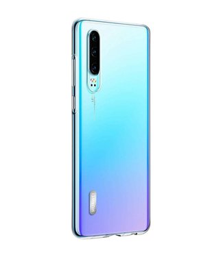 GSM Westland Huawei P30 Protective Cover (Transparant) - 51993008