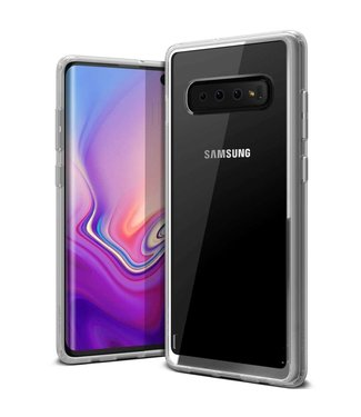 VRS DESIGN VRS Design Crystal Chrome Series Samsung Galaxy S10 Plus (Clear) - 905985