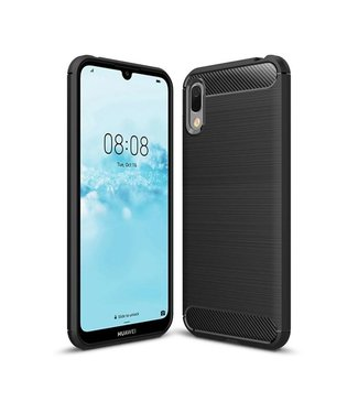 Just in Case Just in Case Rugged TPU Huawei Y6 2019 Case (Black)