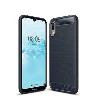 Just in Case Just in Case Rugged TPU Huawei Y6 2019 Case (Blue)
