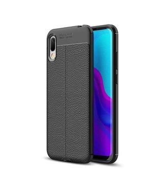 Just in Case Just in Case Soft Design TPU Huawei Y6 2019 Case (Black)