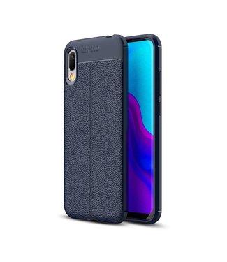 Just in Case Just in Case Soft Design TPU Huawei Y6 2019 Case (Blue)