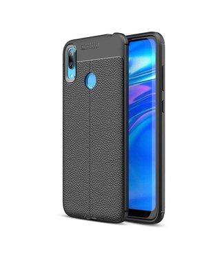 Just in Case Just in Case Soft Design TPU Huawei Y7 2019 Case (Black)