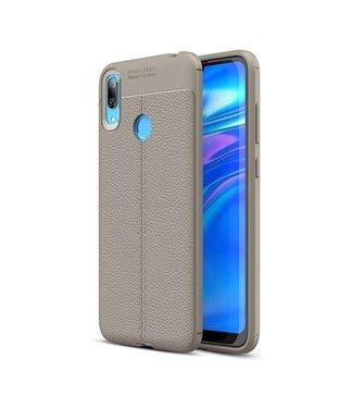 Just in Case Just in Case Soft Design TPU Huawei Y7 2019 Case (Grey)