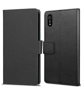Just in Case Just in Case Huawei Y6 2019 Wallet Case (Black)