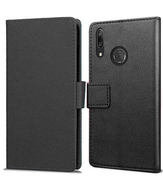 Just in Case Just in Case Huawei Y7 2019 Wallet Case (Black)