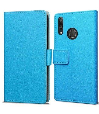 Just in Case Just in Case Huawei Y7 2019 Wallet Case (Blue)