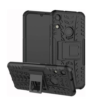 Just in Case Just in Case Rugged Hybrid Huawei Y6 2019 Case (Black)