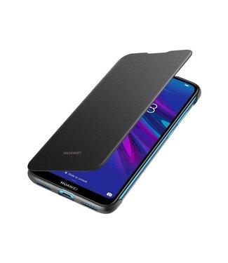 GSM Westland Huawei Y6 2019 Flip Cover (Black) - 51992945
