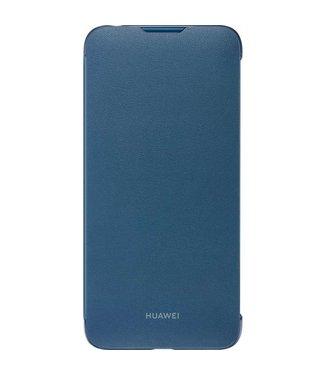 GSM Westland Huawei Y7 2019 Flip Cover (Blue) - 51992903