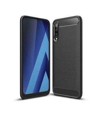 Just in Case Just in Case Rugged TPU Samsung Galaxy A50 Case (Black)