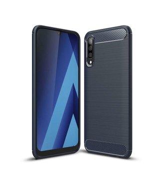Just in Case Just in Case Rugged TPU Samsung Galaxy A50 Case (Blue)
