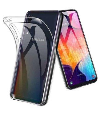 Just in Case Just in Case Samsung Galaxy A40 Soft TPU case (Clear)
