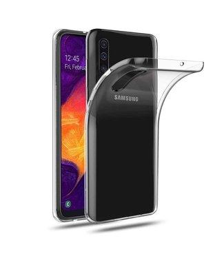 Just in Case Just in Case Samsung Galaxy A50 Soft TPU case (Clear)