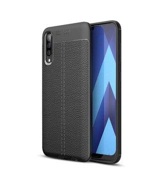 Just in Case Just in Case Soft Design TPU Samsung Galaxy A50 Case (Black)
