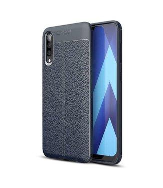 Just in Case Just in Case Soft Design TPU Samsung Galaxy A50 Case (Blue)