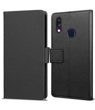 Just in Case Just in Case Samsung Galaxy A40 Wallet Case (Black)