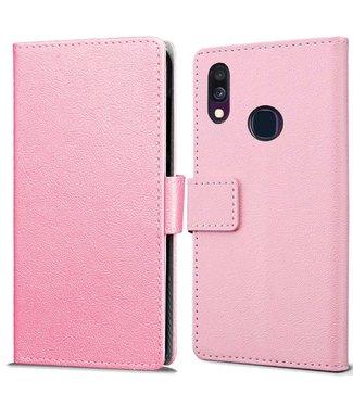 Just in Case Just in Case Samsung Galaxy A40 Wallet Case (Pink)
