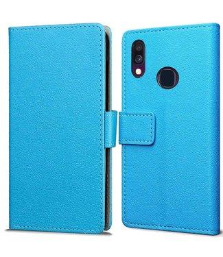 Just in Case Just in Case Samsung Galaxy A40 Wallet Case (Blue)