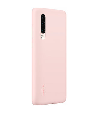 GSM Westland Huawei P30 Silicon Protective Case (Pink) - 51992846