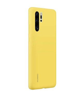 GSM Westland Huawei P30 Pro Silicon Protective Case (Yellow) - 51992880