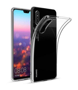Just in Case Just in Case Huawei P30 Lite Soft TPU case (Clear)