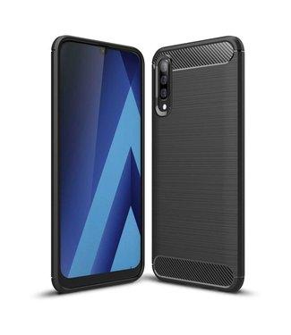Just in Case Just in Case Rugged TPU Samsung Galaxy A70 Case (Black)