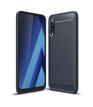 Just in Case Just in Case Rugged TPU Samsung Galaxy A70 Case (Blue)