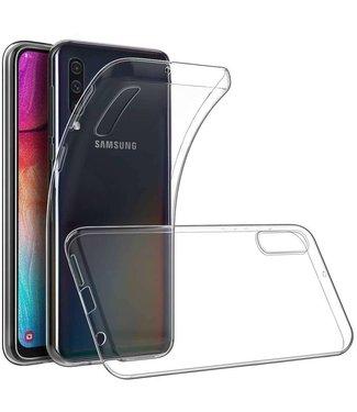 Just in Case Just in Case Samsung Galaxy A70 Soft TPU case (Clear)