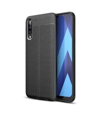 Just in Case Just in Case Soft Design TPU Samsung Galaxy A70 Case (Black)