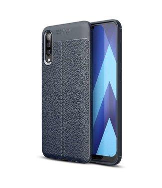 Just in Case Just in Case Soft Design TPU Samsung Galaxy A70 Case (Blue)