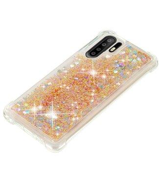 Just in Case Just in Case Huawei P30 Pro Glitter Soft TPU case (Gold)